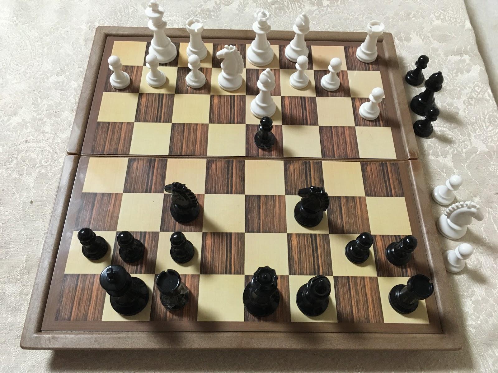 チェス初級者のオープニング集 Chess Openings of the beginner, by the beginner, for the beginners