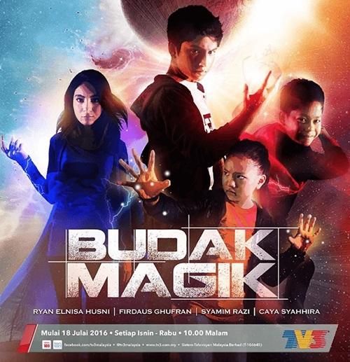 Sinopsis drama Budak Magik TV3, pelakon dan gambar drama Budak Magik TV3, Budak Magik episod akhir – episod 15