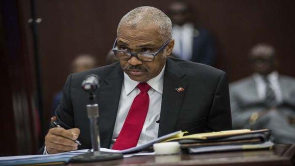 Dimite el primer ministro de Haití Jack Guy Lafontant