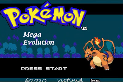 Pokemon Mega Evolution 3 para GBA Imagen Portada