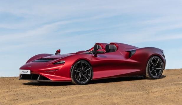 McLaren Elva Review Spesifikasi