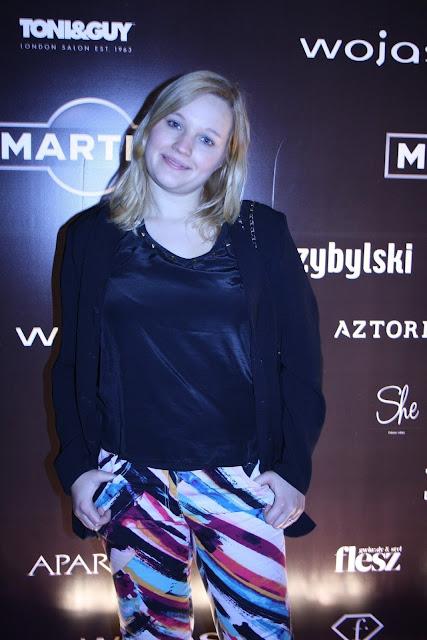 blogerka-na-pokazie-mody