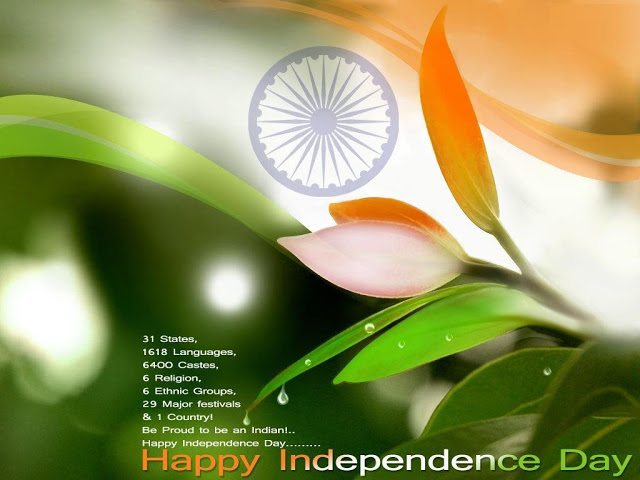 Beautiful Indian Independence Day 15 agust