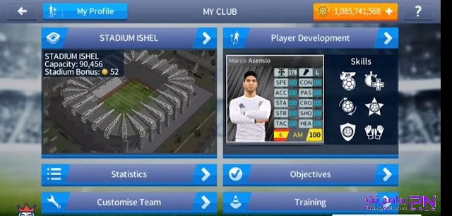 تنزيل لعبة dream league soccer مجانا