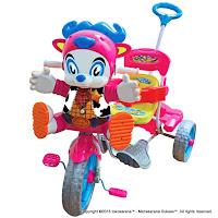 Sepeda Roda Tiga Royal RY9682 Cowboy