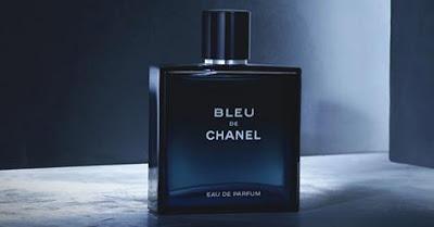 muestra perfume bleu chanel
