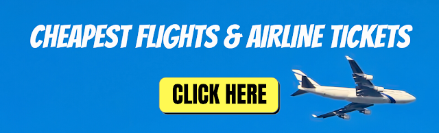 Cheapest Flights and Airline Tickets Online Booking