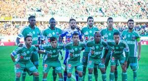 الرجاء يحسم الدربي ويحقق الفوز على الوداد بهدف وحيد في الدوري المغربي