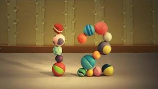 Pinball Number Count 12 remake, Sesame Street Episode 4412 Gotcha season 44