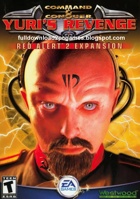 Command And Conquer Red Alert 2 Yuri's Revenge Free Download PC Game