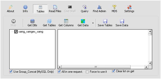 SQLi Automatizado con Havij 6