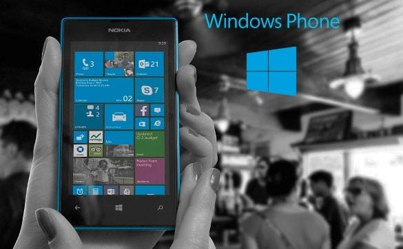 Microsoft mobile os