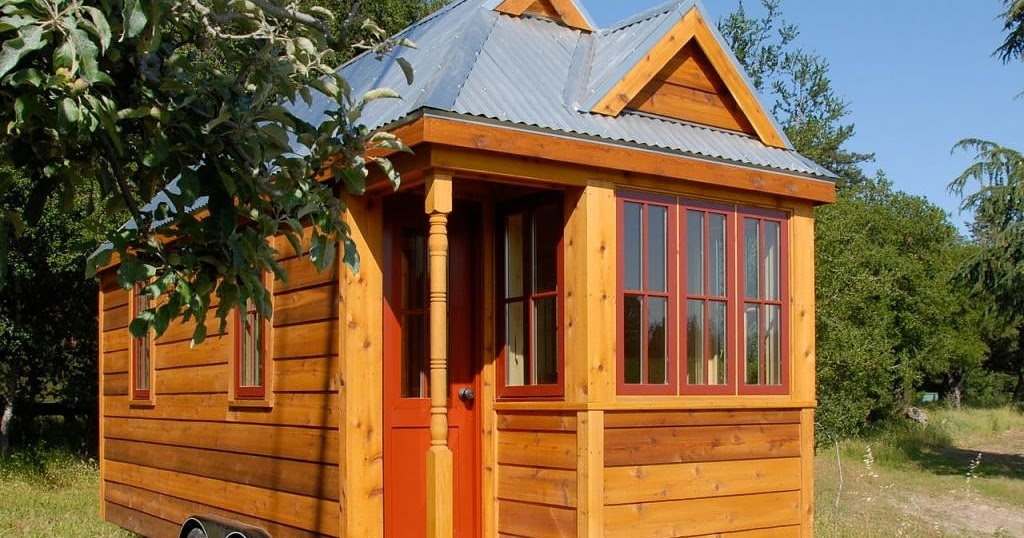 Tiny House Town Fencl Tiny House From Tumbleweed Tiny