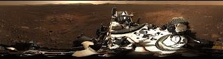 Mars hd resim
