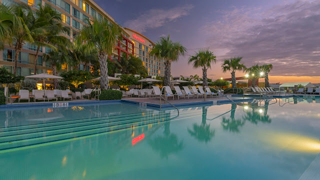 Book your stay at Sheraton Puerto Rico Hotel & Casino. This hotel in San Juan offers premium services like free Wi-Fi to make traveling easier.