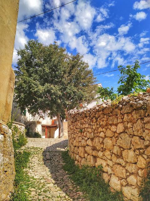Chorwacja okolice Puli, co zobaczyć, wyspa Krk