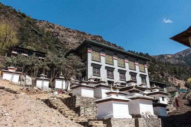 Buddhist Monastery in Junbeshi