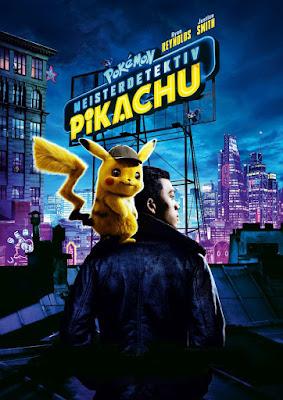 Pokémon Detective Pikachu [2019] [DVD9] [R1] [NTSC] [Latino]