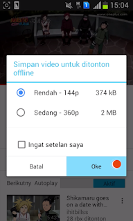 Cara Melihat Vidio Youtube tanpa Kuota (offline) di Android