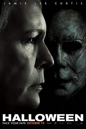 Halloween (2018) 850MB English Movie 720p HD-CAM