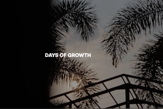 HAMMERSTOUT - DAYS OF GROWTH