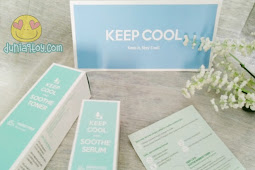 Review Keep Cool Bamboo Soothe Toner dan Bamboo Soothe Serum