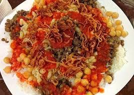 دراسة جدوى مشروع مطعم كشرى فى مصر 2021