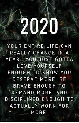 2020 Goals Quotes