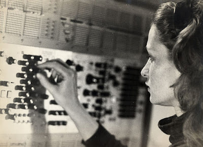 Eliane Radigue - Electronic Ladies - Women in Electronic Music