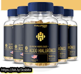 hialurônico caps funciona mesmo