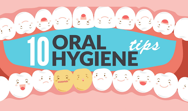10 Oral Hygiene Tips