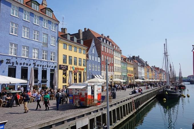 ensimmäinen yksinmatkani Kööpenhaminaan, Tanskaan