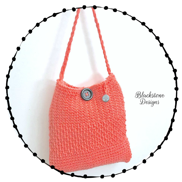 Free Tunisian Crochet Pattern Tunisian Sampler Bag