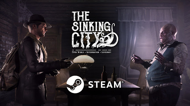 the sinking city pc steam not recommend frogwares nacon action-adventure detective horror game
