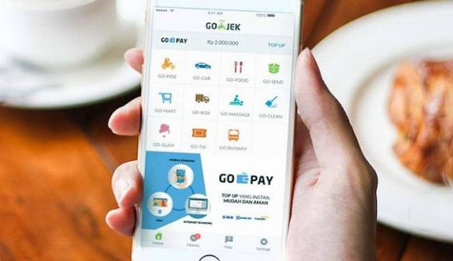 gojek, gofood, gopay, refund gopay, withdrawal gojek, withdrawal gopay, transfer gopay,