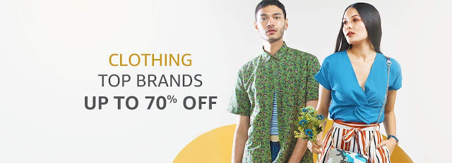 Amazon Great Indian Sale - Apparel