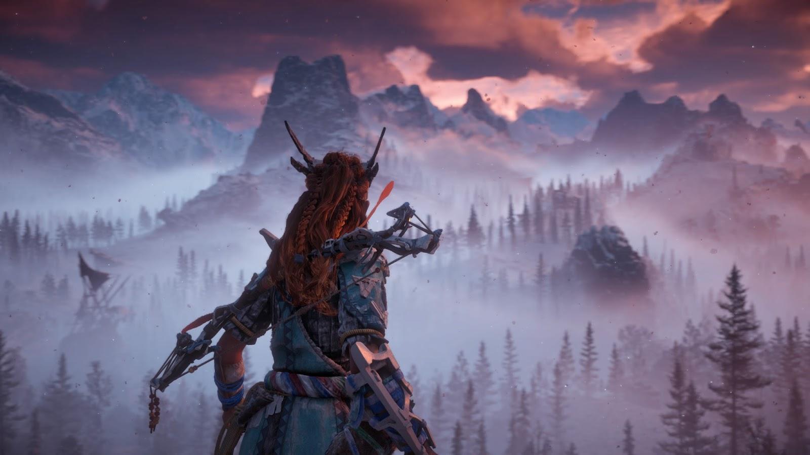 Horizon Zero Dawn  The Frozen Wilds (PS4) — Guia de Troféus ... 38f825ae1f929