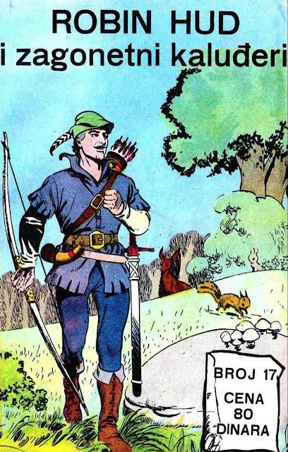 Robin Hud i Zagonetni Kaludjeri - Robin Hud