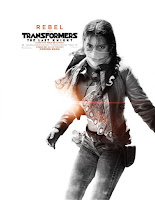 Transformers: The Last Knight Poster Isabela Moner
