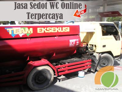 Jasa layanan Sedot tinja kali judan Surabaya murah