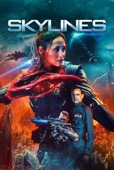 Skylines Torrent – BluRay 1080p Dual Áudio