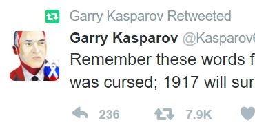 Kasparov The 5th Gathering