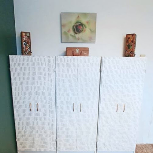 Inexpensive Storage Cabinet Refresh
