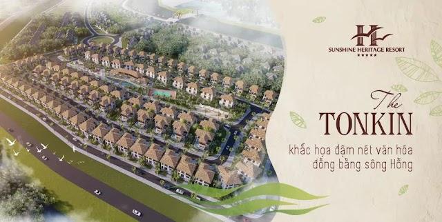 Phân khu The Tonkin Sunshine Heritage Resort Financial Landmark cùng Smart Home Hà Nội hướng đến phát triển đô thị thông minh