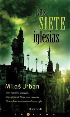 Las siete iglesias escrito por Milos Urban