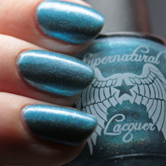 Supernatural Lacquer God of the Dead Reimagined