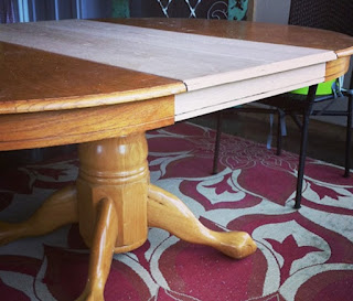 Dining Room Table Leaf Replacement