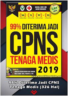 99% Diterima Jadi CPNS Tenaga Medis (326 Hal)