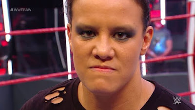 WWE Biance Belair Raw R-Truth Tozawa Return Shayna Women