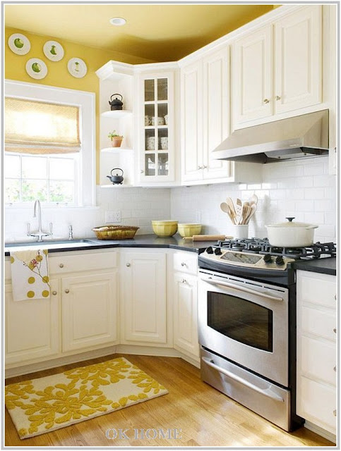yellow kitchen decor south africa
